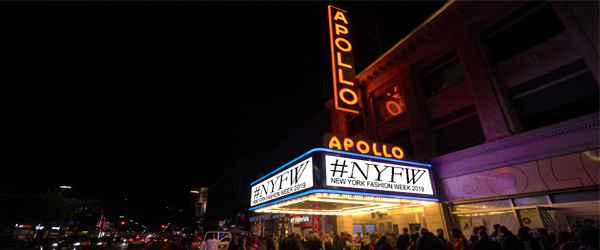 Apollo Theater Fashion Week 2019 by Manhattan Wardrobe Supply