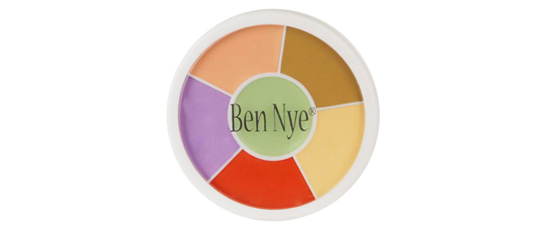 Ben Nye 6 Color Wheel - Total Corrector Cosplay To Drag Through Makeup by MWS Pro Beauty