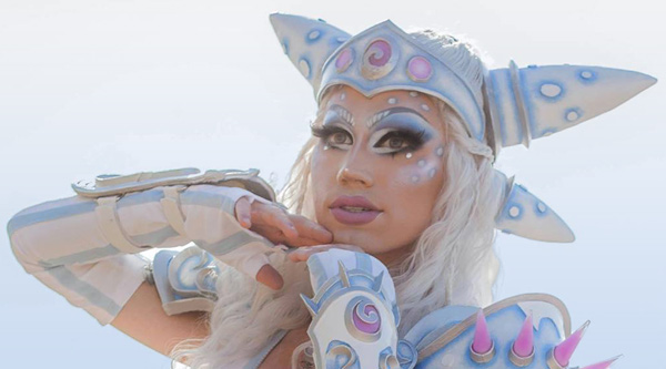 Cosplay To Drag Through Makeup by MWS Pro Beauty