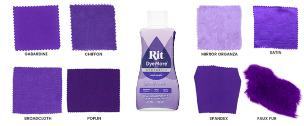 Rit Dye More Synthetic Liquid Dye Fabric Dyeing-Most Asked Questions by Manhattan Wardrobe Supply