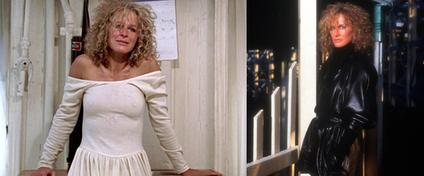 Fatal Attraction 1987 Ellen Mirojnick: The Maleficent Costumes by Manhattan Wardrobe Supply
