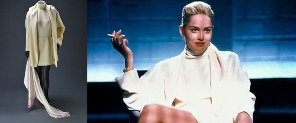 Basic Instinct 1992 Ellen Mirojnick: The Maleficent Costumes by Manhattan Wardrobe Supply