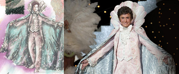 Behind the Candelabra 2013 Ellen Mirojnick: The Maleficent Costumes by Manhattan Wardrobe Supply