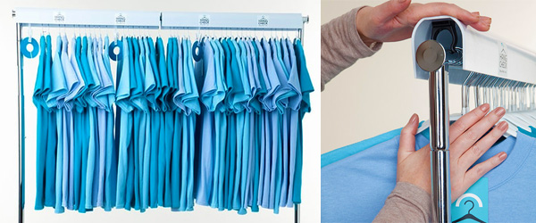 Hang Check Rolling Racks: Our Great New Products by Manhattan Wardrobe Supply