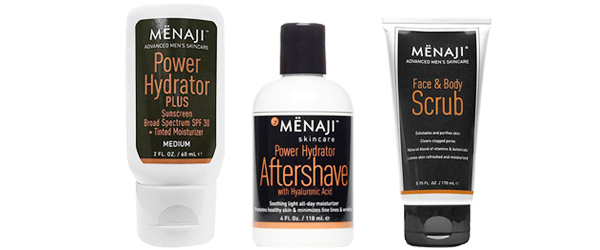 Menaji Gifts For Men by MWS Pro Beauty