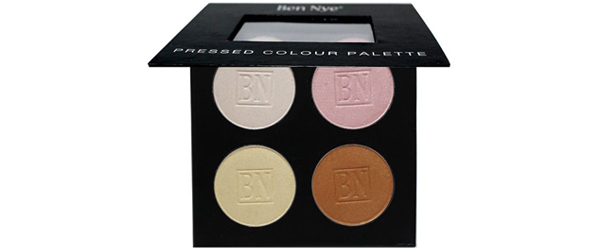 Ben Nye Shimmer Palette Unusual Valentine's Day Gifts by MWS Pro Beauty