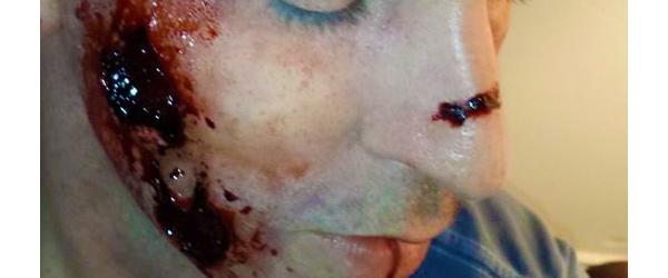 Joshua Turi's No Trace Blood