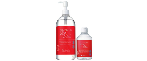 Koh Gen Do Cleansing Spa Water Unusual Valentine's Day Gifts by MWS Pro Beauty