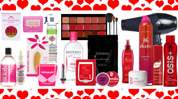 nusual Valentine's Day Gifts by MWS Pro Beauty