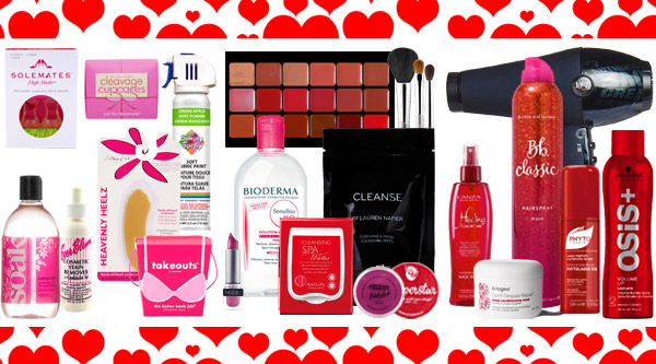 Unusual Valentine's Day Gifts by MWS Pro Beauty