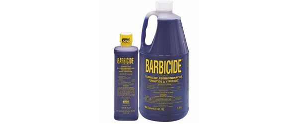 Barbicide Make Your Own Hand Sanitizer With MWS