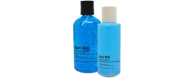 Gel 600 Make Your Own Hand Sanitizer With MWS