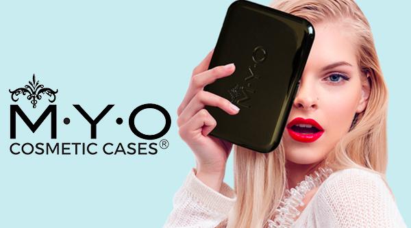 Myo Cosmetic Cases Innovative Makeup